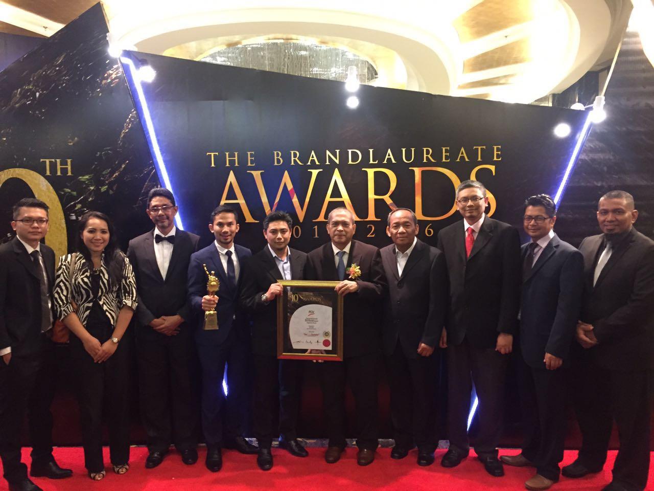 The Brand Laureate Award